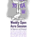 Παρασκευές | AcroYoga Open Session